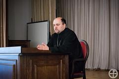 Состоялись очередные лекции в рамках просветительских курсов «Свет Православия»