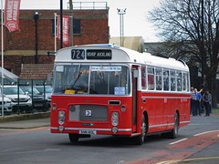 United Automobile Services 6080 (SHN80L) - 22-04-18 (peter_b2008) Tags: unitedautomobileservices bristolrelh ecw nationalbuscompany 6080 shn80l preserved buses coaches transport buspictures