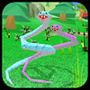 ICON (Game Volla) Tags: anacoda snake family simulator 3d environment animal jungle beast cartoonist attack wild dangers fantasy mission thrilling fight android game