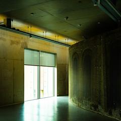 Babel (Erik Schepers) Tags: composition museum gallery color minimal minimalism rotterdam netherlands architecture architect boijmans beuningen windows light