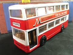 Corgi MCW Metrobus - Multipart issue . 11/4/18 (busmothy) Tags: corgi mcwmetrobus diecast multipart