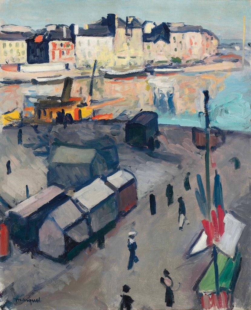 Картинки по запросу albert marquet paintings