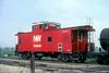 N&W Caboose 518658 (Chuck Zeiler) Tags: nw caboose 518658 railroad calumetcity train chuckzeiler chz