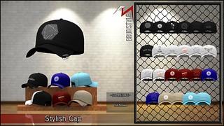 [BrunStyle] Stylish Cap