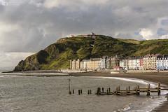 Aberystwyth (technodean2000) Tags: aberystwyth royal pier beach sea sun clouds sky nion nikon d810 lightroom uk front ©technodean2000 lr ps photoshop nik collection technodean2000 flickr photographer wwwflickrcomphotostechnodean2000 www500pxcomtechnodean2000