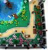 MOC Rainbow park 16 (1982redhead) Tags: lego afol park landscape greenery outdoor lake