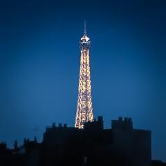 2018 Project - June - Night (1) (anneso duchemin) Tags: toureiffel parisbynight paris
