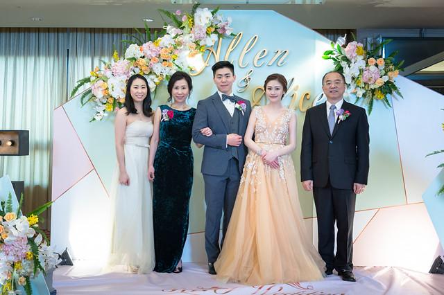 Allen&Alice-台南大億麗緻宴客-婚禮記錄-70