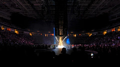 U2 - 2018-05-08 - San Jose (rossgperry) Tags: u2 u2eitour experienceinnocencetour sapcenter sanjose 20180508 2018 concert music stage crowd raisedbywolves