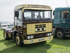 KKO 580V  1980  ERF B series  J Rowley & Sons (wheelsnwings2007/Mike) Tags: kko 580v 1980 erf b series j rowley sons north rode vintage rally cheshire 2018