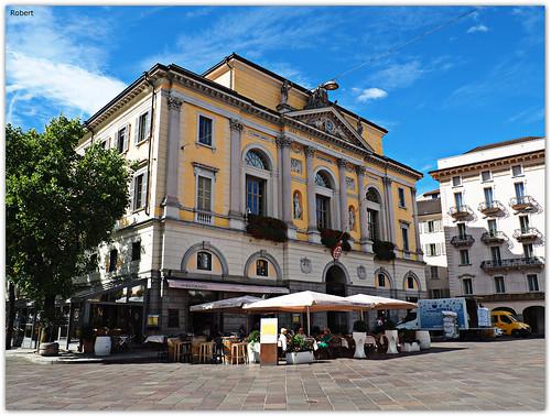 Lugano - Municipio