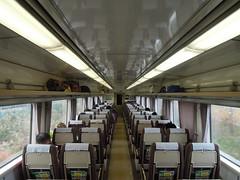 Cabin view (kevincrumbs) Tags: shiraoi 白老 jr jrhokkaido jr北海道 hokuto 北斗 jrhokkaido183series kiha183series キハ183系 train 電車 列車