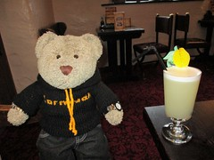 Mocktail (pefkosmad) Tags: tedricstudmuffin teddy ted bear cute cuddly animal toy stuffed soft plush fluffy holiday week holibob cottage cornwall bodmin cardinham westcountry westsidecottage daysout trips touring tourist tourism adventures