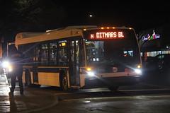 IMG_5949 (GojiMet86) Tags: mta nyc new york city bus buses 2016 lf40102 lfs 8460 subway shuttle 31st street ditmars blvd