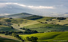 Tuscan rolling hills in morning light (Hans Kruse Photography) Tags: belvedere sanquirico italy tuscany