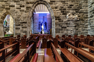INTERIOR VIEWS OF GALWAY CATHEDRAL [OUR LADY ASSUMED INTO HEAVEN AND ST. NICHOLAS]-141617