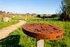 _DSC0864 (durr-architect) Tags: art almere h2o stok untitled agricola heritage marker timeline ven sculpture steel