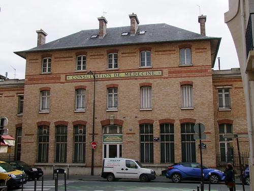 Paris hopital Cochin