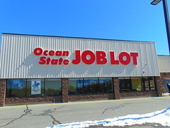 Ocean State Job Lot (Jewett City, Connecticut) (jjbers) Tags: jewett city griswold connecticut march 17 2018 former ames ocean state job lot