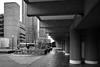 Ben Jonson Place (cybertect) Tags: benjohnsonplace carlzeissmmdistagont28mmf28 chamberlinpowellandbon cityoflondon ec2 london londonec2 modernism sonya7ii thebarbican architecture building concrete