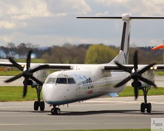Flybe DHC-8-Q402 G-ECOG taxiing at MAN/EGCC (AviationEagle32) Tags: manchester man manchesterairport manchesteravp manchesterairportatc manchesterairportt1 manchesterairportt2 manchesterairportt3 manchesterairportviewingpark egcc cheshire ringway ringwayairport runway runwayvisitorpark runway23r airport aircraft airplanes apron aviation aeroplanes avp aviationphotography aviationlovers avgeek aviationgeek aeroplane airplane planespotting planes plane flying flickraviation flight vehicle tarmac flybe bombardier bombardieraerospace bombardierdash8 bombardierdh8q4 bombardierdhc8q400 dh8q4 dhc8q400 dash8 gecog turboprop
