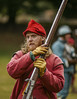 musketeer (y.mihov, Big Thanks for more than a million views) Tags: musketeer people peace red man england europe gun armed human winter portrait outdoor nature natural light trespass travel tourist tamron