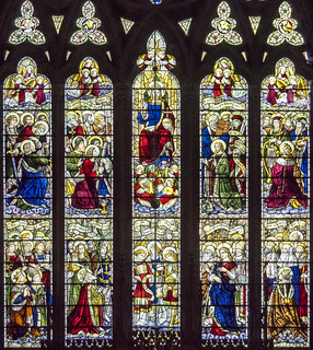 Stained Glass, Buckingham