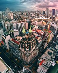 Edificio Otto Wulff (deensel) Tags: drone dji mavic mavicpro aerial aerialphotography cityscape buenos aires argentina