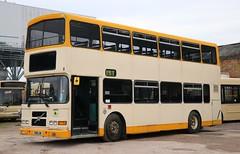 Barnetts Coach Travel (Fairway), Hull R319 LHK. (Gobbiner) Tags: 98d20386 barnettscoachtravel hull dublinbus olympian r319lhk alexander volvo rv386 fairway