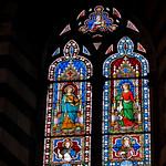 Duomo Orvieto Stain Glass 3 thumbnail
