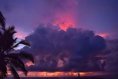 Cloudscape at sundown on Nangthong beach,  Khao Lak, Thailand. (niknak2016) Tags: cloudscape clouds cloudsandsunset sunsetandsea thaisunset sunset sunsetlovers sunsetphotography nangthongbeach khaolak thailand skyline sky stormysky coloursofsunset lighthouse horizon travel travelphotography coastline coast coastalphotography shoreline seascape seashore sundown dusk eveningsky beautyinnature naturalbeauty nature naturelovers natural wonderfulnature naturephotography wanderlust beautifulearth beautifulview amazingview sunsetonthebeach beautifulscenery beautifulsky beachphotography vacation holiday tourism cloudphotography stormy