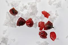 Salt & Pepper (Arkle1) Tags: macromondays peppercorn seasalt condiment