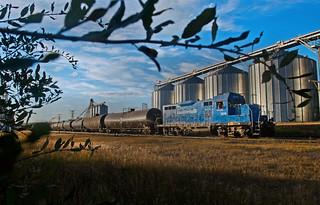 CN#573 Dawson Creek BC