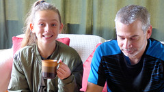 My family (Sandy Austin) Tags: panasoniclumixdmcfz70 sandyaustin westauckland auckland myfamily northisland newzealand massey