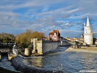 La Rochelle - Porte des Deux Moulins
