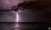 Light (John_Armytage) Tags: storm lightning rain lighthousebeach portmacquarie midnorthcoastnsw visitnsw nightscape light cloud