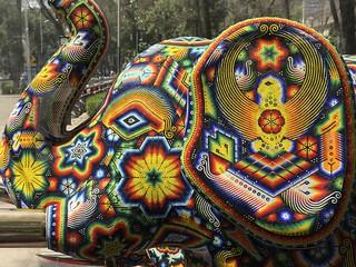huichol elephant head