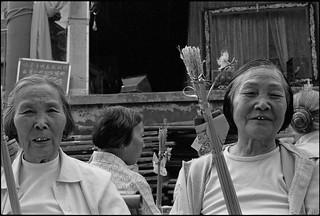 2009.10.30[14] Zhejiang WuHang town Lunar September13 Changchun Temple landlord festival 浙江五杭镇九月十三长春庙地主节 -91