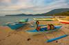 Nacpan Beach (julesnene) Tags: beach canon7dmark2 canon7dmarkii juliasumangil nacpan nacpanbeach palawan philippines southeastasia banca bangka children fishingvillage julesnene localboat native travel lastfrontier elnido mimaropa ph