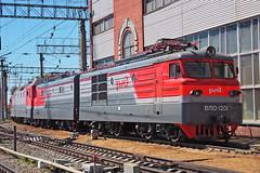 VL10-1201 (zauralec) Tags: rzd ржд электровоз локомотив курган депо kurgan depot вл10 vl10 vl101201 1201