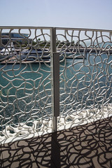 2018-06-FL-190947 (acme london) Tags: 2018 antoniocitterio bulgari dubai glass handrail hotel hotelresort meraas pattern shading terrace uae