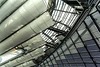 Struckturen Klimahaus (ruedigerhey) Tags: bremerhaven klimahaus dach stahl glas architektur