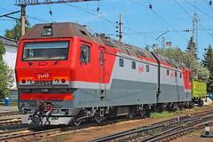 2ES6-483 (zauralec) Tags: rzd ржд электровоз локомотив курган депо синара sinara kurgan depot 2es6 2эс6 2es6483 483 2эс6483