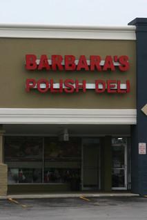 Barbara's Polish Deli