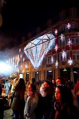 City vibes (Leo.S.Pereira) Tags: amateur flickraddiction christmastime porto allpeople nightlights cosy citylights