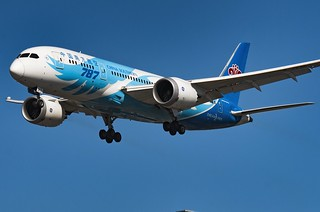 B-2736 / Boeing 787-8 GE / 34929/100 / China Southern Airlines