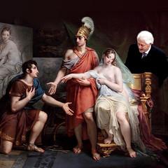 Campaspe (jaci XIII) Tags: alexandre história política pessoas homem mulher pintura political history people man woman painting billclinton