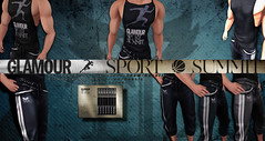 **PROMO NEW RELEASE**Glamour Sport Summit OUTFIT (TreizedDesigns) Tags:
