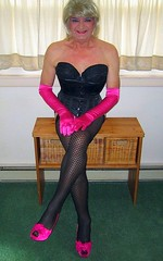Wolford stockings . (Priscilla St. John) Tags: transvestite gurl wolford stockings sexy feminine priscilla