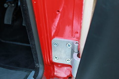 IMG_6284 (mick.ireland1) Tags: austin helaey 3000 bj8 dennis welch donald healey ah spares bmc mk3 restoration rebuild welding paintwork gearbox engine transmission retrim hood seats dash chrome aston filler cap aluminium tank door latches radiator paint polished rocker cover original components matching numbers classic car chassis repairs upholstery windshield